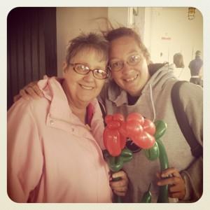 me mom flowers